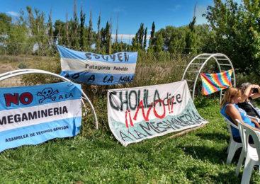 """Chubut contra la megaminería: """"ante el peligro inminente de la zonificación paralizaremos la provincia"""""""