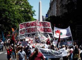 La prórroga de la suspensión de algunos desalojos, y las condiciones para seguir luchando por tierra y vivienda para las y los trabajadores