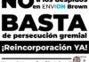 Reclaman por despidos persecutorios en la Municipalidad de Almirante Brown