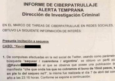 La justicia federal sobreseyó a Kevin Guerra por sus expresiones en Twitter