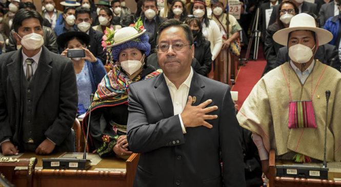 La resurrección del Estado Plurinacional de Bolivia