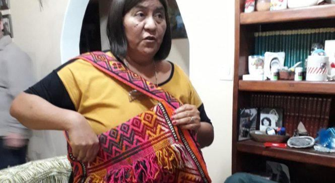 """Ser mujer, aborigen y luchadora, las historias del libro """"Mujeres indígenas, las que bajaron del cielo"""""""