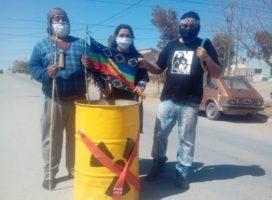 Río Negro: Llellipun para frenar a la minera en Valcheta