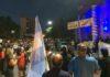 Movilizaciones reafirmaron el rechazo a la megaminería en Chubut