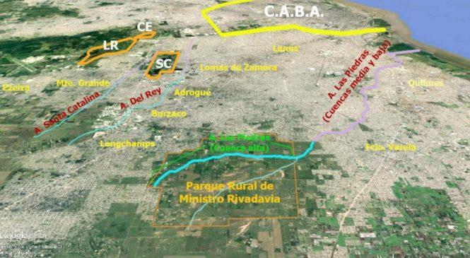 """Almirante Brown: Avanzan proyectos de barrios cerrados sobre el """"Parque Rural"""" de Ministro Rivadavia"""
