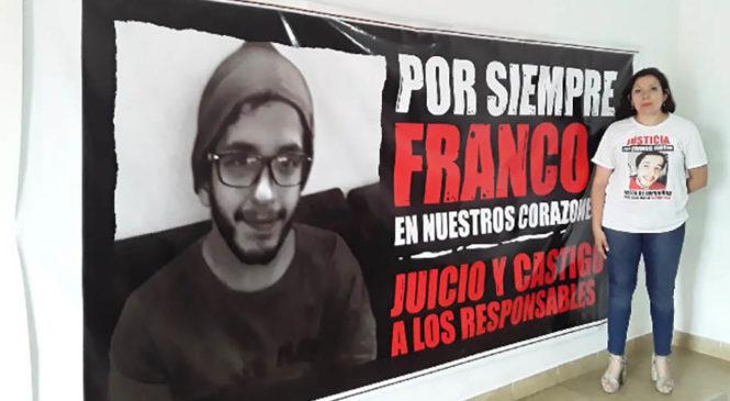 """""""Pedimos la intervención de la justicia de Santiago del Estero, cómplice de policías que matan a nuestros hijos"""""""