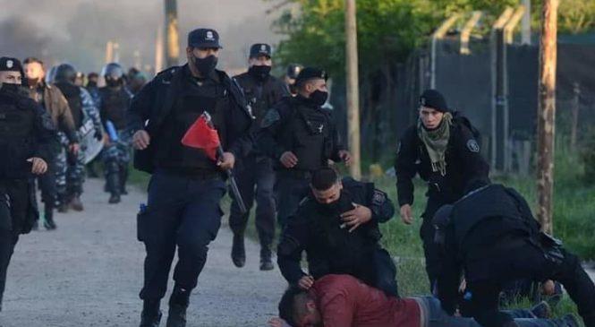 25 muertes a manos de las fuerzas de seguridad en menos de dos meses