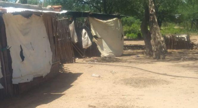 Habitantes wichí de El Breal: los reubicaron hace 25 años y todavía sufren las consecuencias