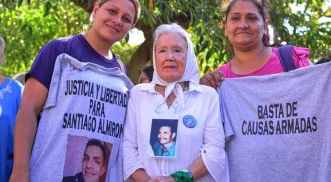 Causa armada: Santiago Almirón libre tras pasar 27 meses en cárcel por un crimen que no cometió