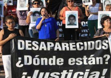 ¡Se los tragó la tierra! Memorias de la desaparición forzada en México.