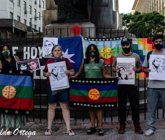 A 39 meses del asesinato de Rafael Nahuel