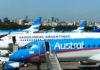 Denuncian despidos en la fusión entre Aerolíneas Argentinas y Austral