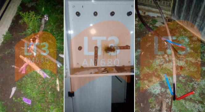 Rosario: denuncian intento de silenciar la radio LT3