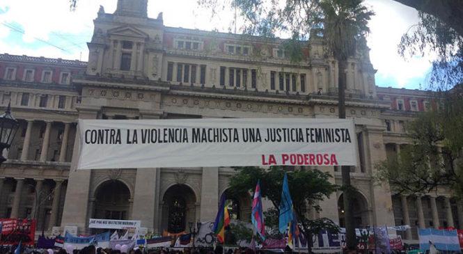 Femicidios: necesitamos otra lógica en la intervención estatal