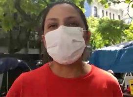 CABA: Se cumple un mes del acampe de los y las trabajadoras de la Salud
