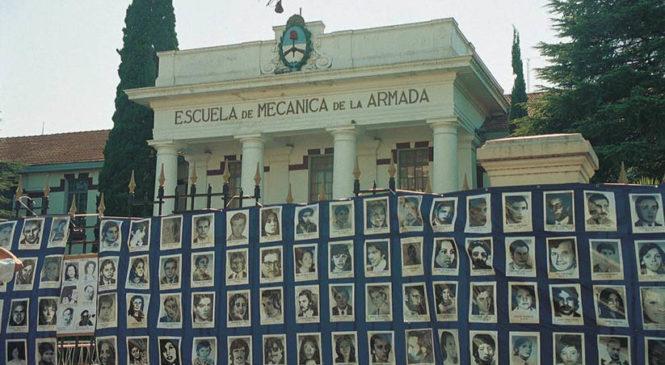Megacausa ESMA: 8 genocidas fueron condenados por primera vez