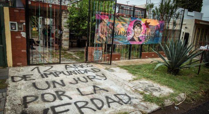 12 años sin Luciano Arruga: si no hay justicia, hay fuego