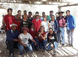 Otra mujer llega a la presidencia de las Comunidades Huarpes