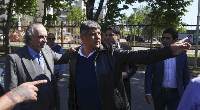 """""""Hay un ensañamiento de Clarín y La Nación que no se bancan que hemos rechazado la reforma laboral"""""""