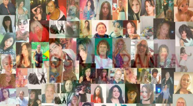 152 crímenes de Odio LGBT y más de 100 muertes trans en Argentina en 2020