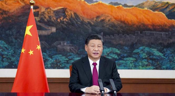 Declinación de EEUU y ascenso de China