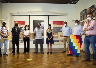 Devolución histórica de restos humanos: acto oficial y definiciones desde el Estado
