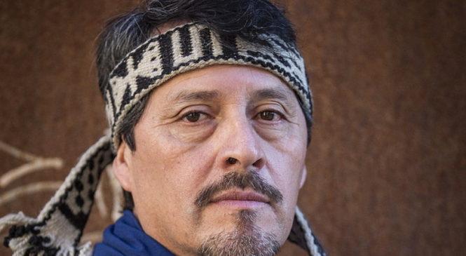 """Mauro Millán: """"Detrás del incendio hay intereses económicos; claramente son enemigos de la vida"""""""