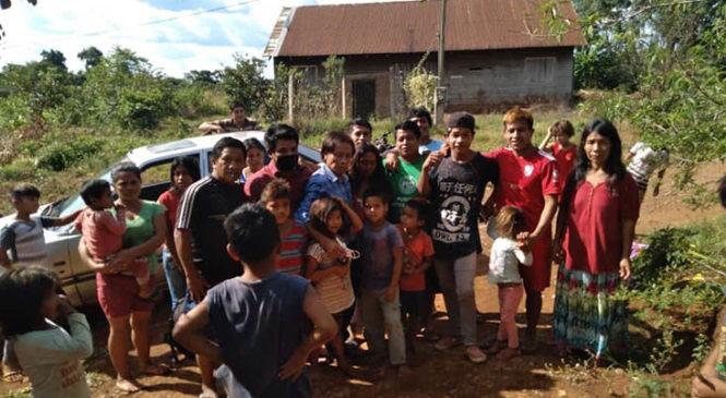 """Misiones: Fueron liberadas las autoridades de la comunidad mbya guaraní """"Paí Antonio Martínez"""" de San Vicente"""