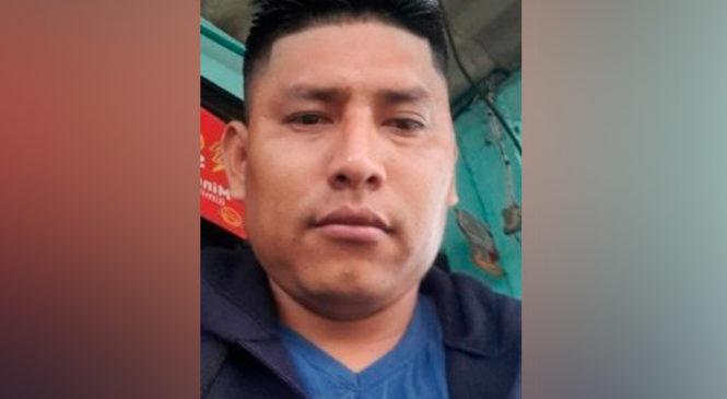 Colombia: Alertan sobre amenazas a líder indígena