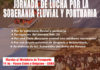 Jornada de lucha por la soberanía fluvial y portuaria