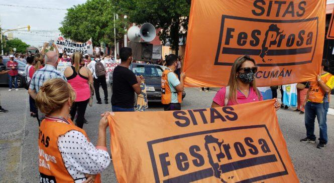 Salud: La agenda de reclamos se expresa en una agitada semana de paros y movilizaciones