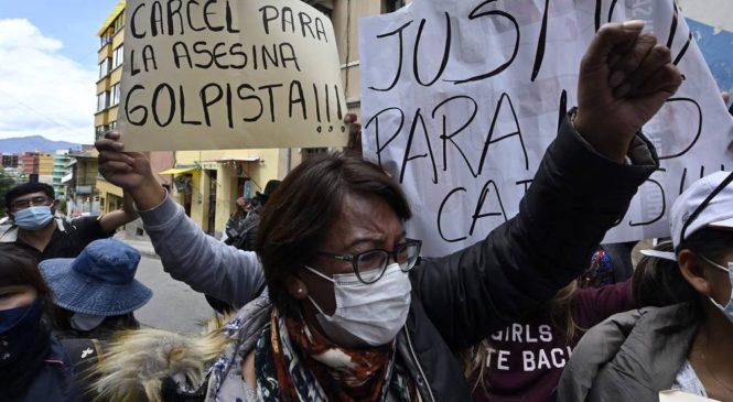 Bolivia: la acción de la justicia y la reacción de la iniquidad