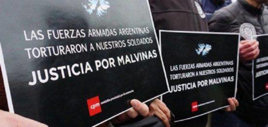 La Cámara Federal de Comodoro Rivadavia confirmó el procesamiento de cuatro militares por torturas en Malvinas