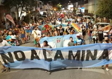 Chubut: la movilización popular volvió a evitar la aprobación del proyecto megaminero