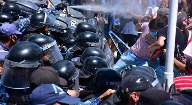 Formosa: la respuesta no puede ser la represión