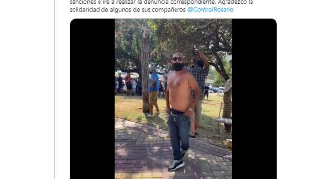 Rosario: Violencia machista contra Georgina Belluati, periodista de LT8