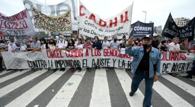A 45 años del golpe genocida