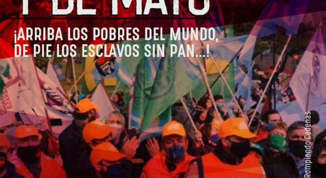 1ro de Mayo: Día internacional de les trabajadores