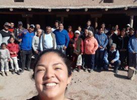 """Érica Nievas: """"Hemos tenido comunidades completas que se han contagiado"""""""