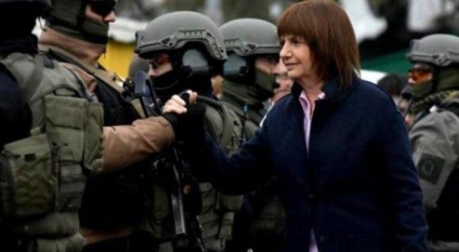 """Bullrich y su ceguera frente a las causas de la """"violencia extrema en la Patagonia"""""""