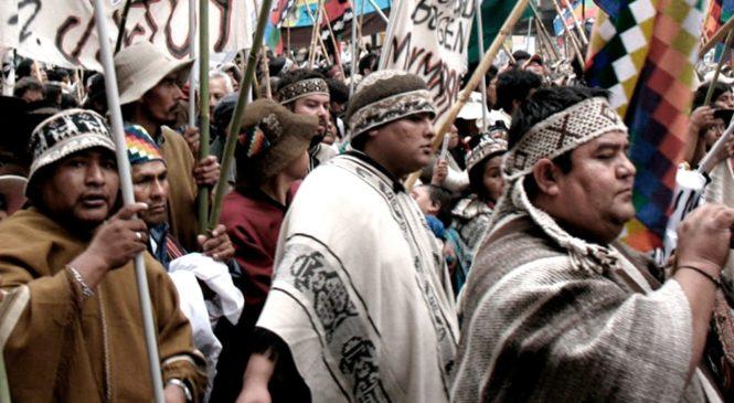 El Día del Indio Americano no hay nada que festejar