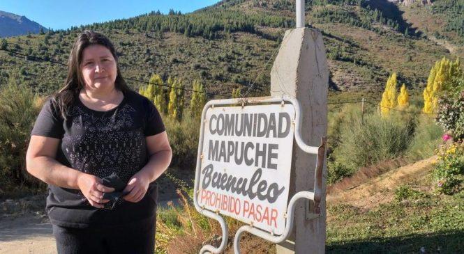 La Comunidad Buenuleo apuntó a una venta fraudulenta de sus tierras