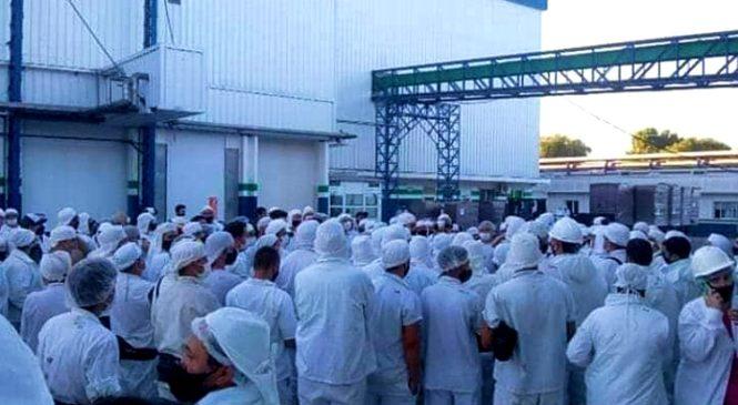 Conflicto en la carne: continúa abierto el conflicto en Arrebeef