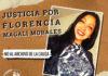 San Luis: A un año del asesinato de Florencia Magalí