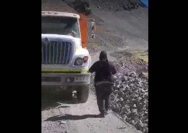 Comunidad Colla de Atacama denuncia atropellos de empresa transnacional minera en Chile