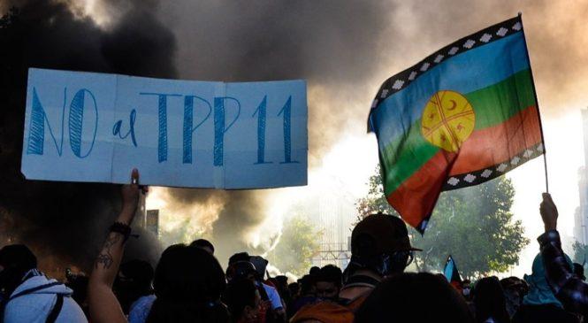 La amenaza latente del TPP 11 en Chile