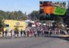 México: comunidades indígenas cierran carreteras para exigir ayuda para apagar incendios provocados