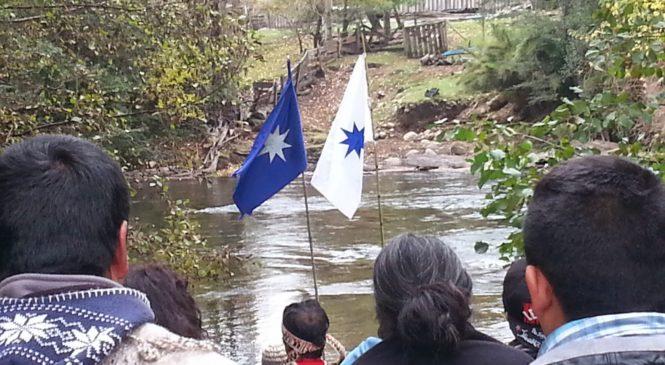 El aguavitalde cada día y sugraveescasez en territorio mapuche(Audios y texto)