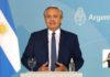 Pandemia: El presidente anunció que reforzará las medidas hasta descomprimir el sistema sanitario