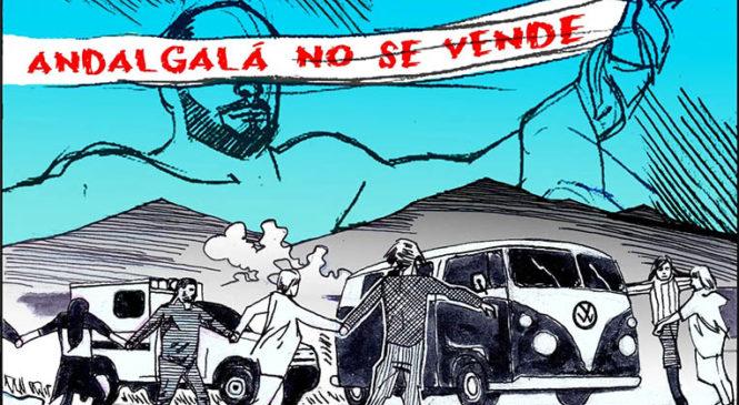 """Andalgalá: """"Están buscando que la población tenga miedo"""""""